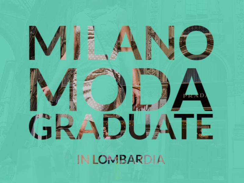 Comincia oggi 28 giugno il Milano Moda Graduate, l'evento per i talenti della moda