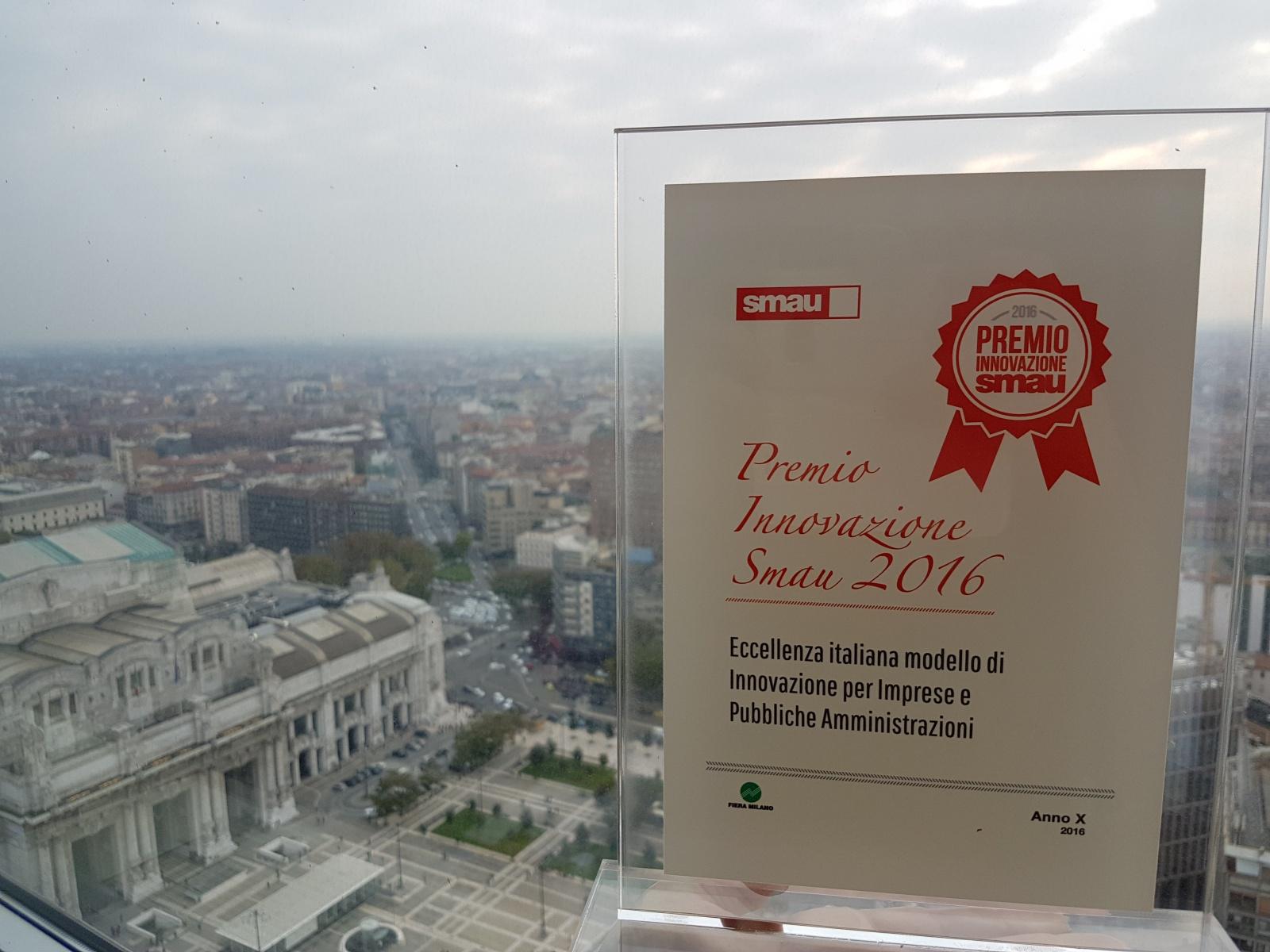 A Explora il premio SMAU per l'innovazione