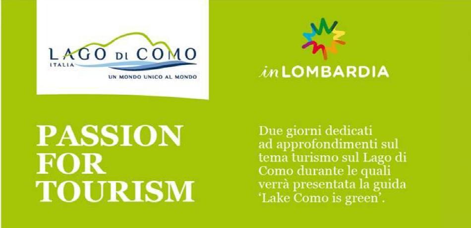 Due giornate di approfondimento sul turismo green del lago di Como