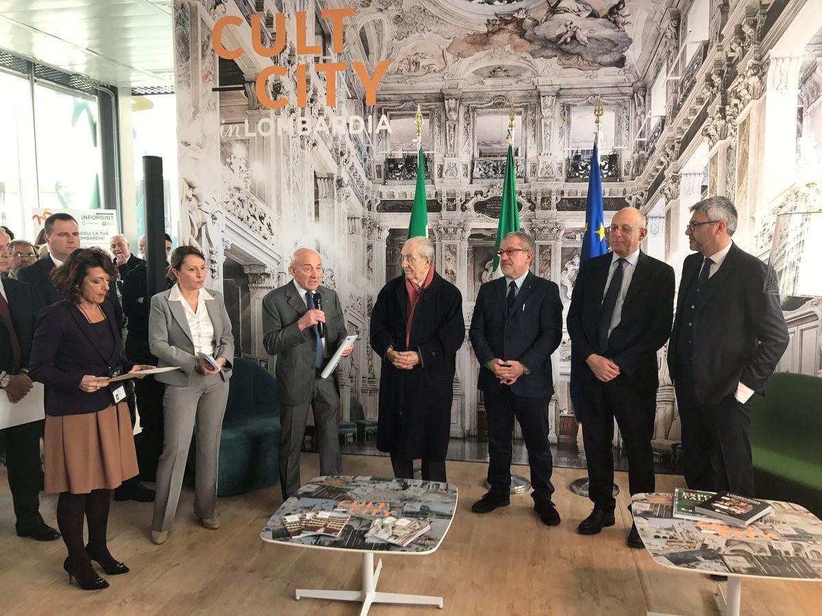Inaugurato il primo Infopoint di nuova generazione in Lombardia