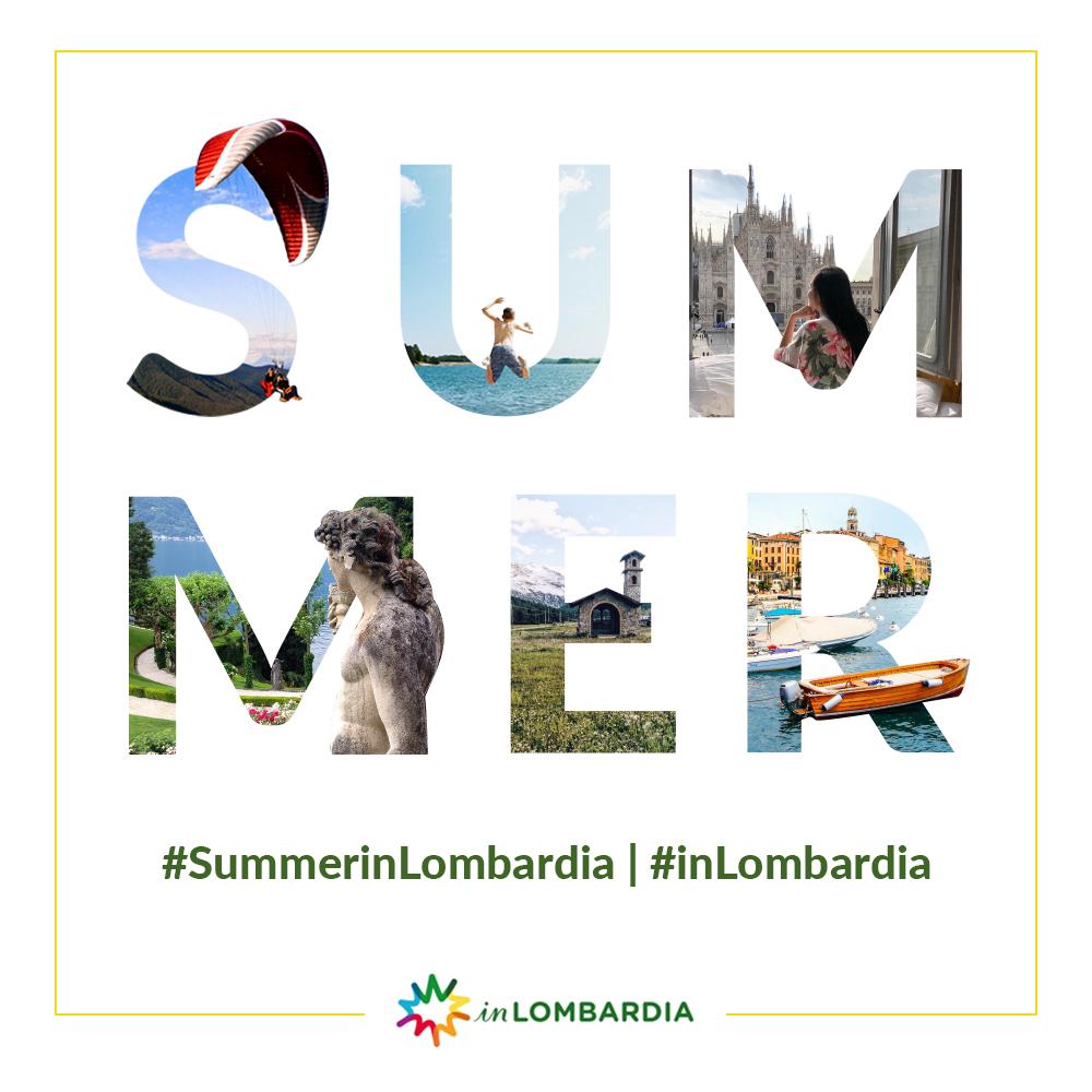 Ogni stagione una vacanza… ovviamente #inLombardia!