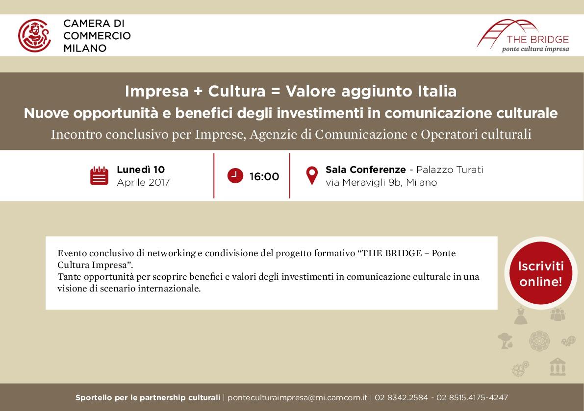 """Lunedì 10 aprile, premiazione video contest """"Il saper fare a Milano #inLombardia"""""""