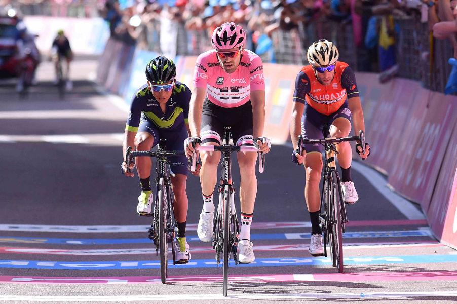 Siete pronti per il Giro d'Italia 2018?