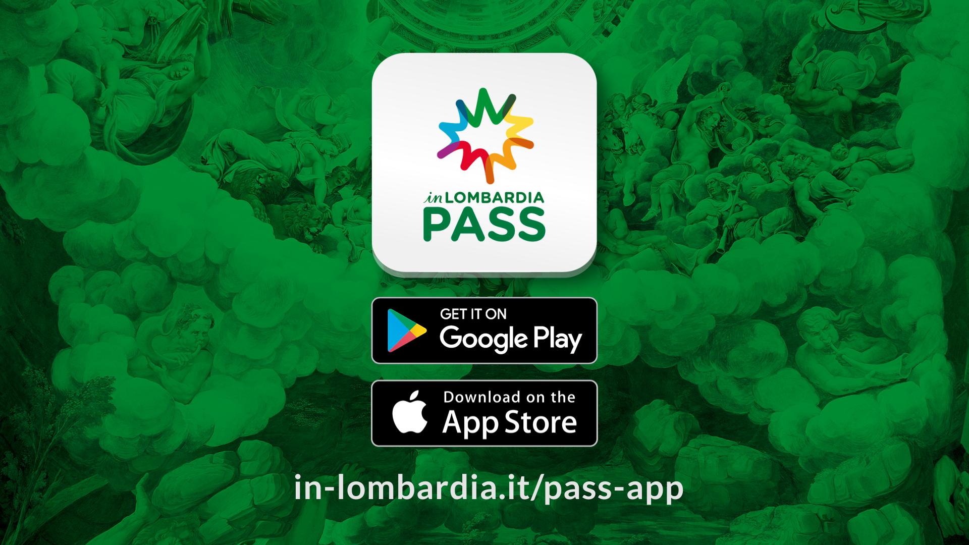 Scarica l'app #inLombardia PASS, registrati e incomincia a giocare!