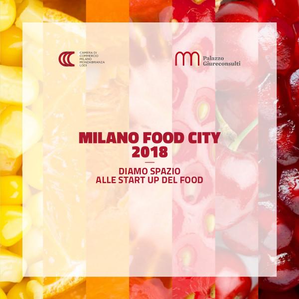 Milano Food City: call per startup del food