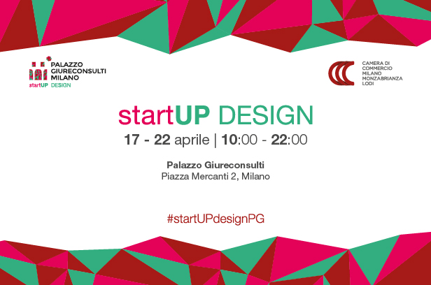 Start Up Design al Palazzo Giureconsulti