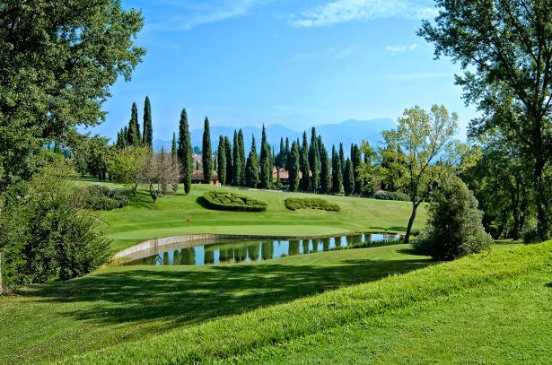 75° Open d'Italia di golf sul Lago di Garda