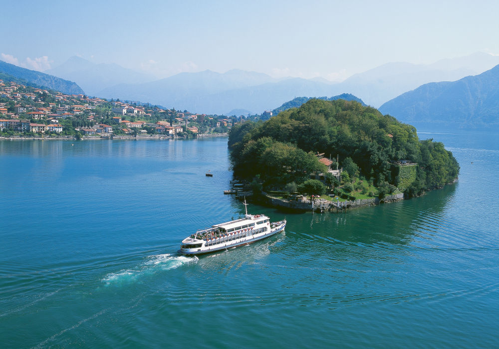 Lago di Como e George Clooney star a Los Angeles