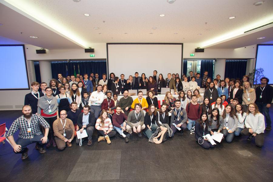 """Vincitori e numeri dell'Hackathon """"Lombardia Design Hub"""""""