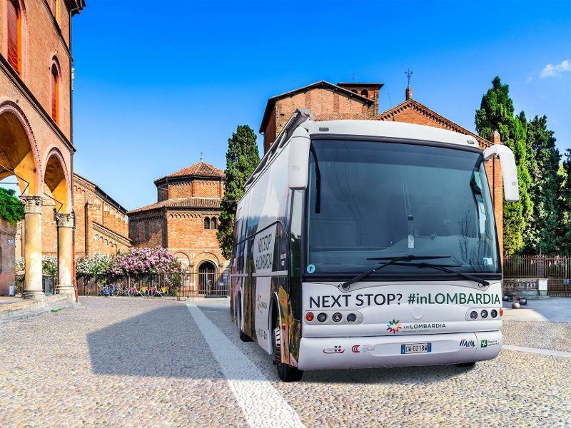 NEXT STOP? #inLOMBARDIA: il tour continua con le tappe italiane