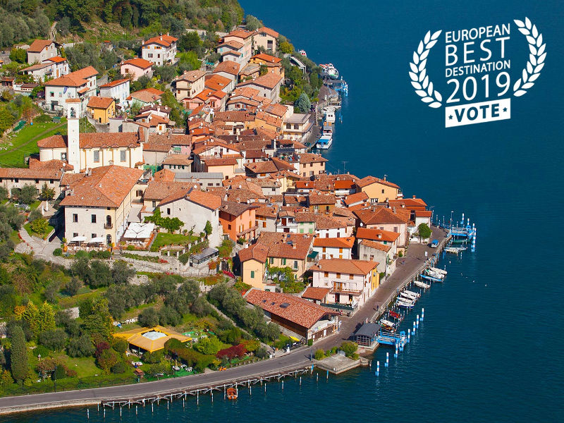 "Monte Isola candidata a ""European Best Destination 2019"""