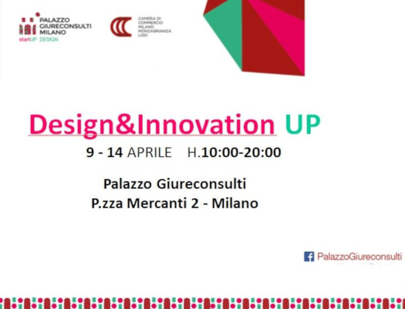 Design&Innovation Up: la Design Week 2019 a Palazzo Giureconsulti