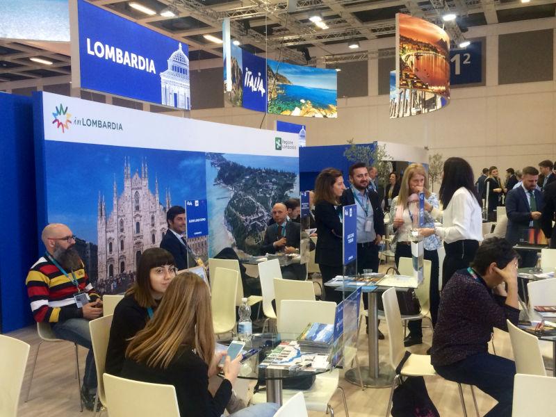 inLombardia insieme ad ENIT alla ITB di Berlino