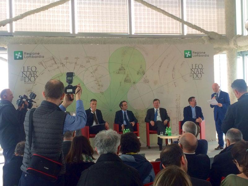 Leonardo in Lombardia: la Regione celebra il genio nel cinquecentenario della morte