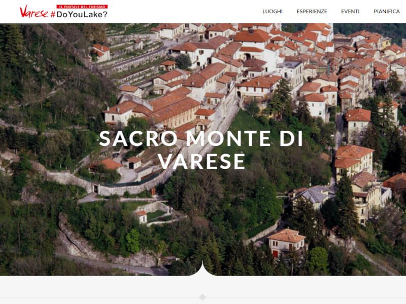 Varese #DoYouLake?: online il nuovo portale di promozione turistica