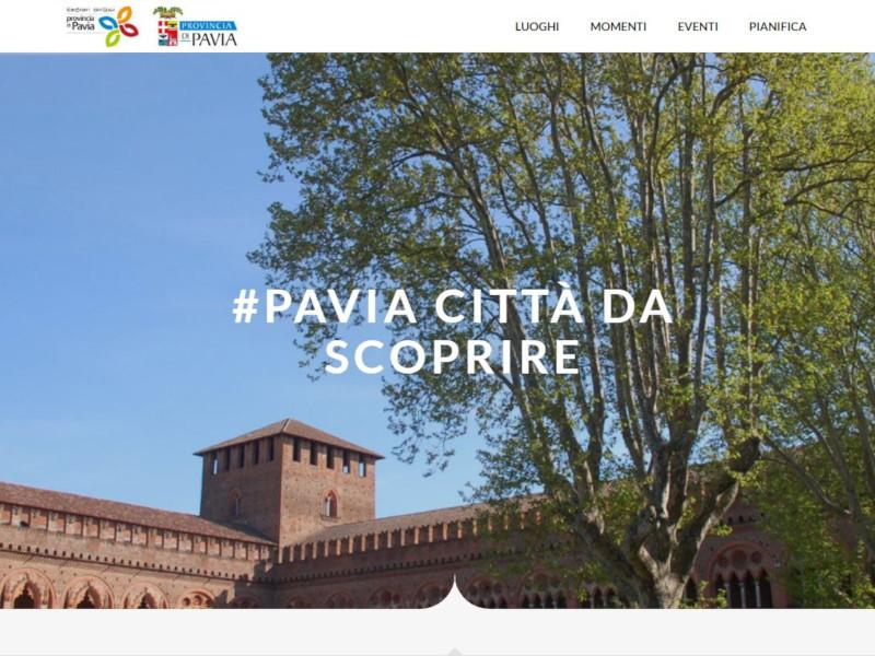 EDT: è online il nuovo portale turistico del territorio pavese