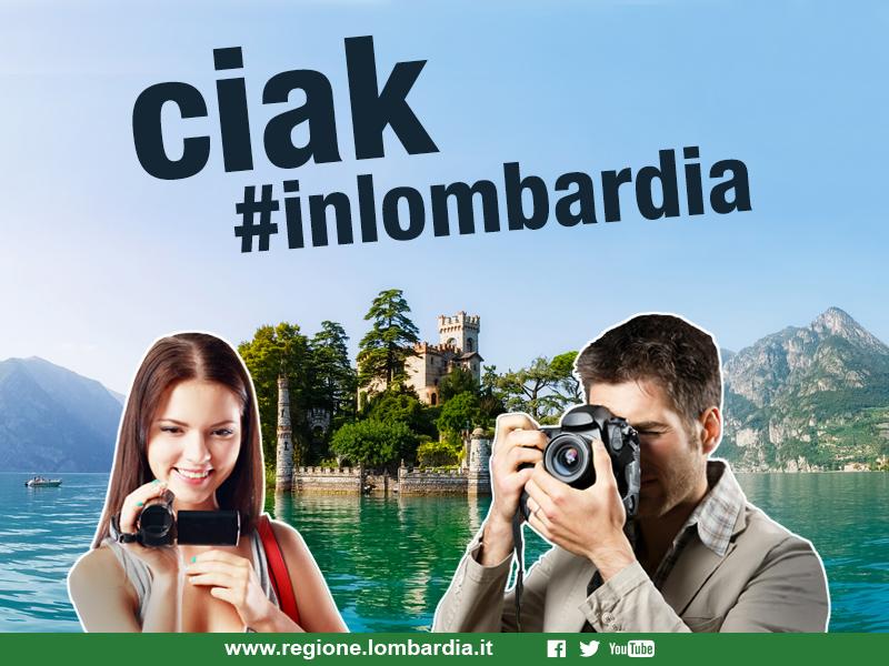 Ciak #inLombardia: riflettori accesi sulla Lombardia con il bando dedicato al cineturismo