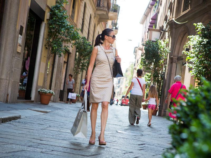 Lombardia prima regione italiana per spesa turistica per acquisti