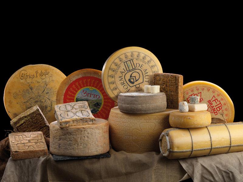 Bergamo capitale dei formaggi con Forme e B2Cheese