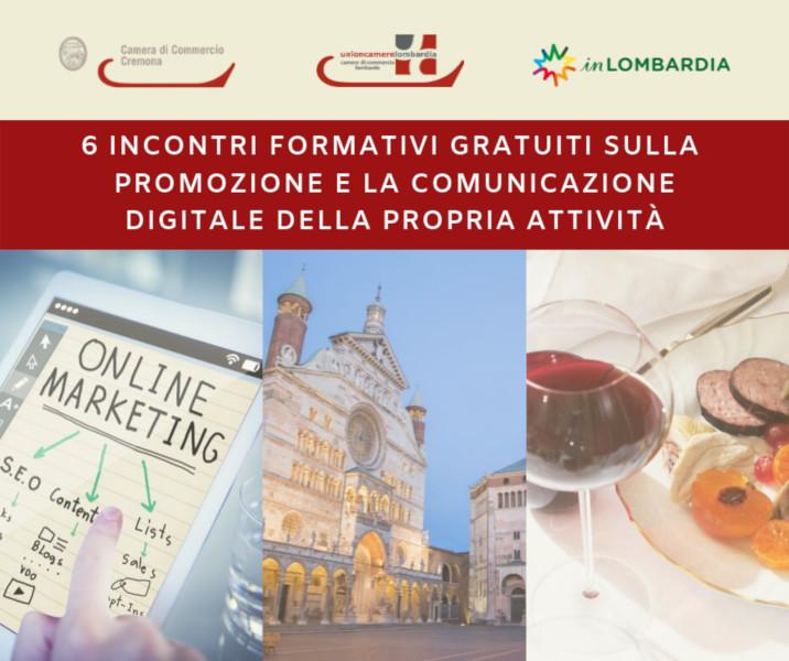 Incontri gratuiti a Cremona per le imprese della filiera turistica e ricettiva