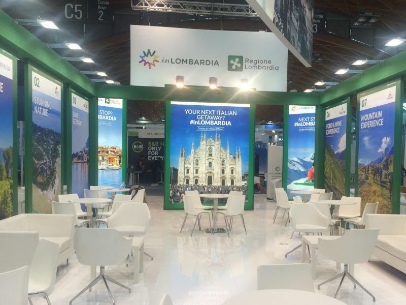 Regione Lombardia e inLombardia a Rimini per TTG Travel Experience 2019