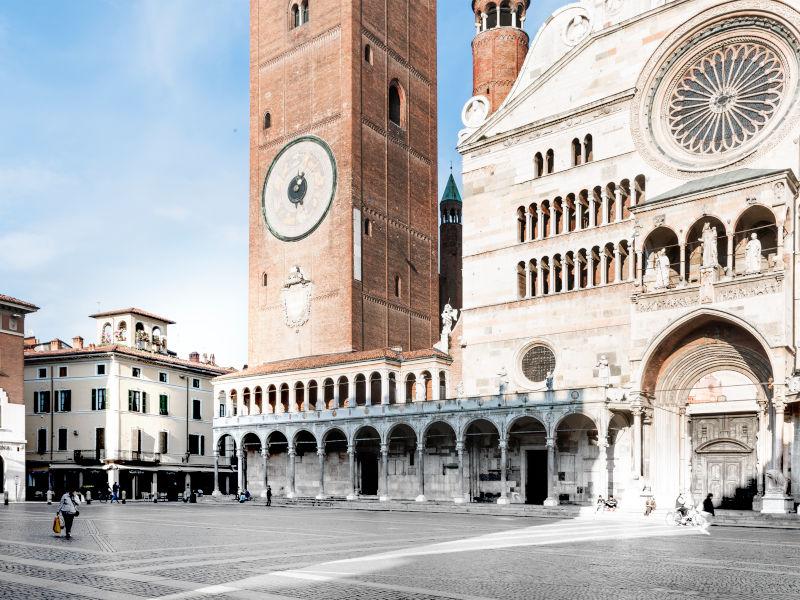 """""""I viaggi di Radio1"""" alla scoperta di Cremona"""