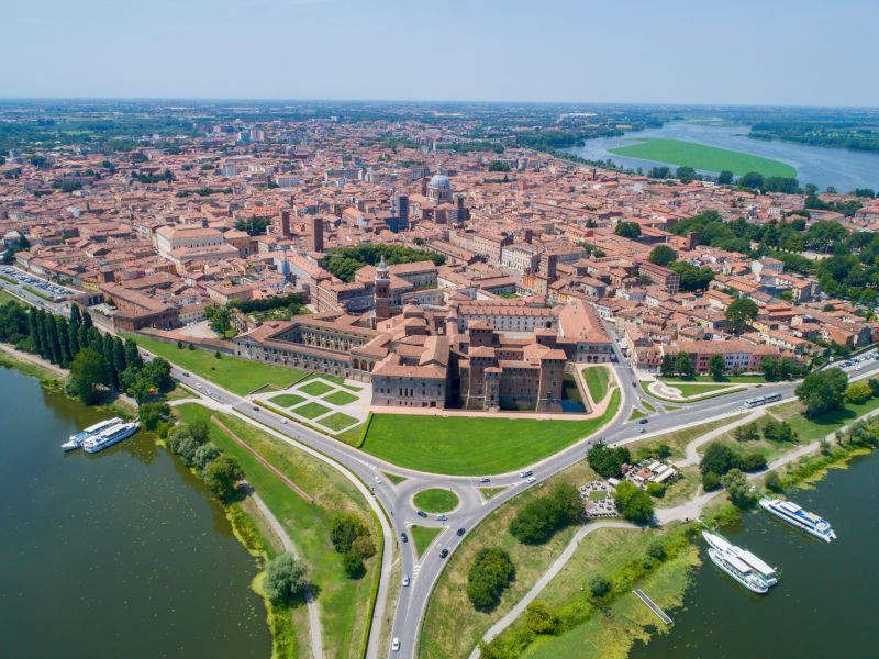 Influencer Tour a Mantova e dintorni