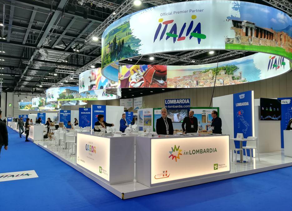 Regione Lombardia e inLombardia a Londra per la 40^ edizione del World Travel Market