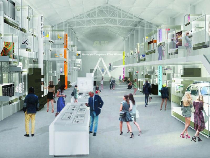 ADI Design Museum Compasso d'Oro a Milano