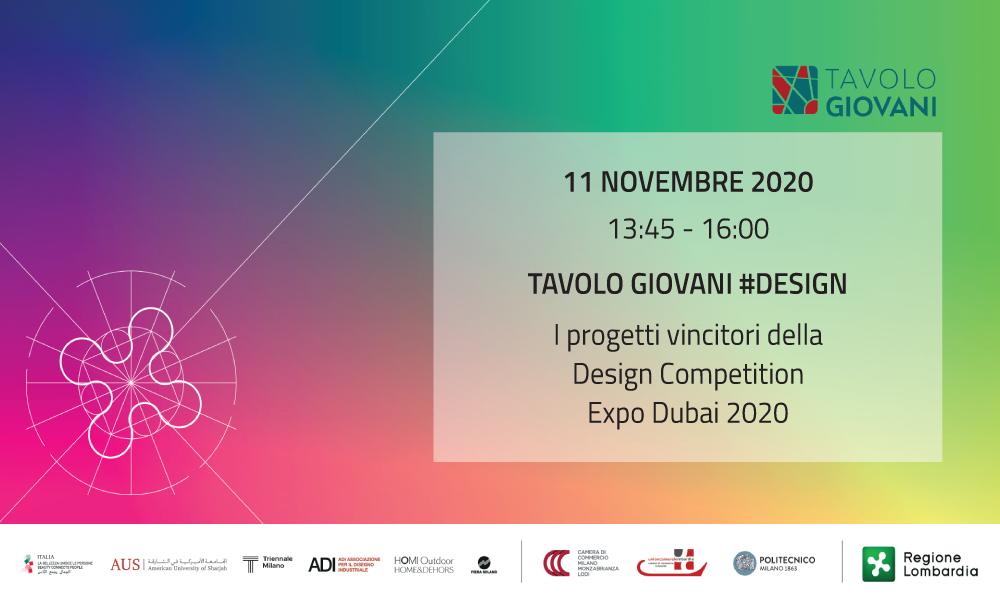 Tavolo Giovani #Design