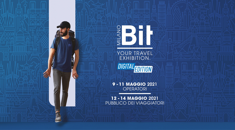 Bit 2021 va in scena in digitale e raddoppia la durata