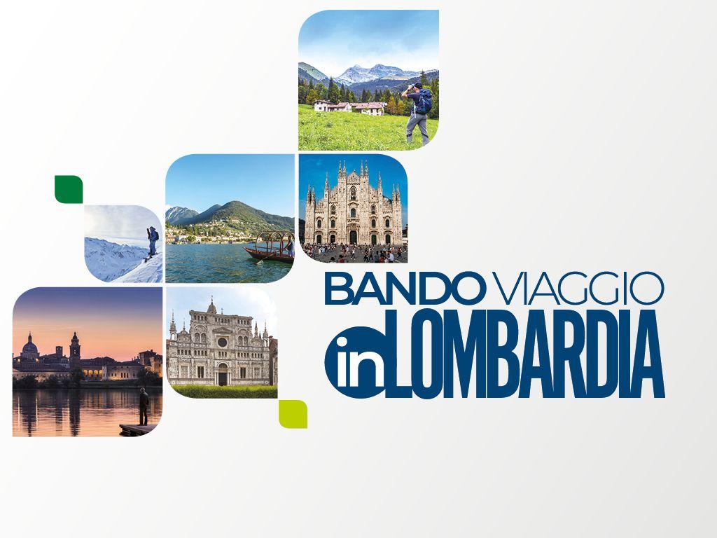 """Bando """"Viaggio #inLombardia"""" – terza edizione"""