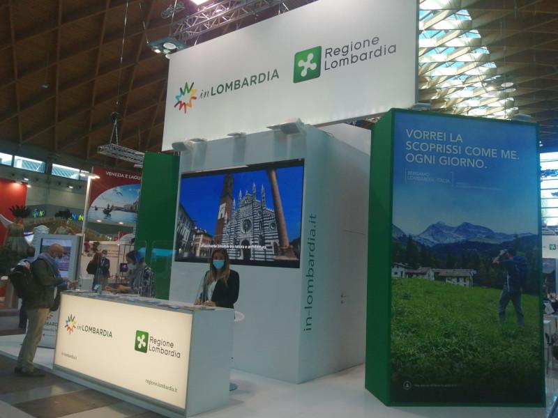 Regione Lombardia e inLombardia a Rimini per TTG Travel Experience 2021